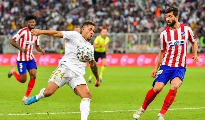 بنفيكا يستهدف مهاجم ريال مدريد