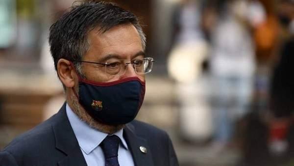 إدارة برشلونة ترفض الاستقالة