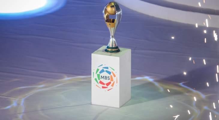 ترتيب الدوري السعودي بعد نهاية الجولة الثانية