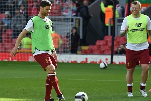 تشابي الونسو : ليفربول لديه فرصة كبيرة للتأهل الى نهائي دوري الابطال
