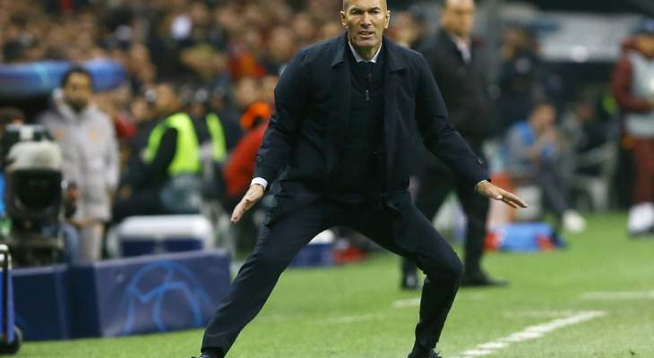 """بطولة إسبانيا: زيدان """"الحذر"""" يقود ريال لمواكبة نمط برشلونة السريع"""