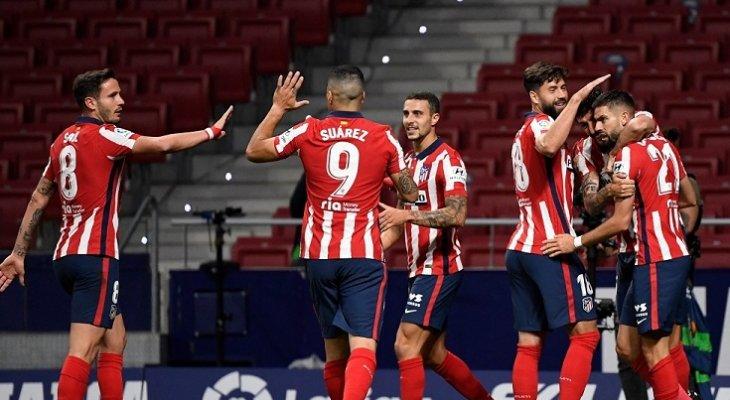 اتلتيكو مدريد يختتم إستعداداته للموسم الجديد بمواجهة فينورد