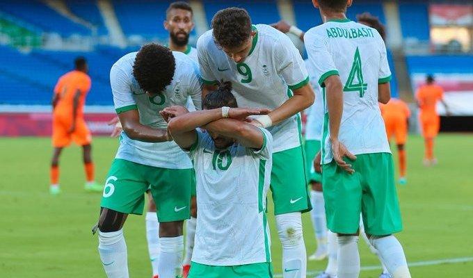 سالم الدوسري رابع لاعب سعودي يسجّل في الأولمبياد