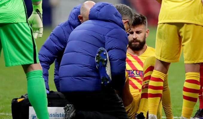 بعد اصابة بيكيه.. غارسيا اصبح اولوية لـ برشلونة
