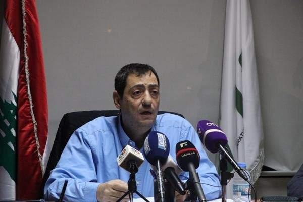 خاص - مشاهدات من مؤتمر رئيس الاتحاد اللبناني لكرة السلة