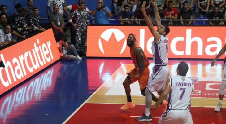 بيروت يقلب الطاولة على الهومنتمن ويضرب موعداً مع الاتحاد السكندري في النهائي