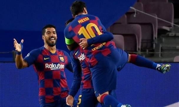 برشلونة يضرب موعداً نارياً مع البايرن في ربع النهائي بعد تخطيه عقبة نابولي
