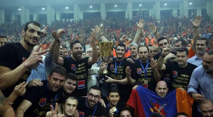 خاص: اسماعيل الافضل لبنانيا وهودج الافضل اجنبيا في السلسلة النهائية لبطولة لبنان