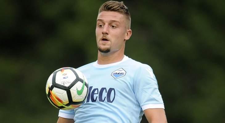 ميلينكوفيتش-سافيتش يحرص على الانتقال إلى مانشستر يونايتد