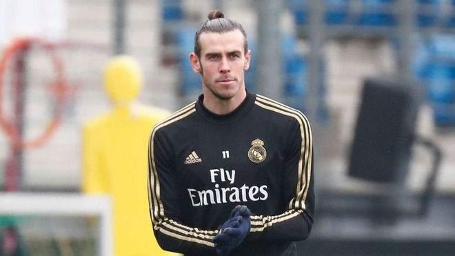 بايل يعود الى تدريبات ريال مدريد