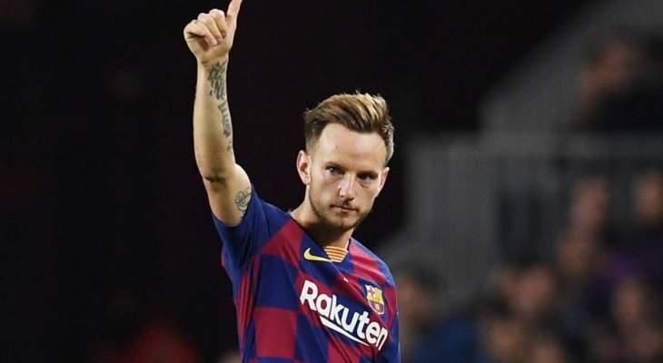 برشلونة يقرر عدم بيع راكيتيتش