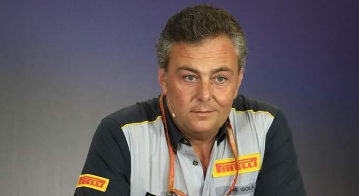 بيريلّي تعطي الضوء الأخضر لسائقي الفورمولا 1 في فرنسا