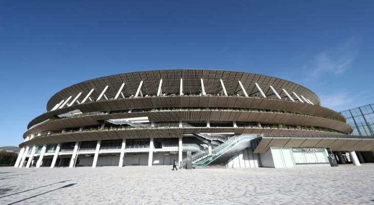 طوكيو 2020: تدشين رسمي للملعب الأولمبي بمواصفات مقاومة للحرارة