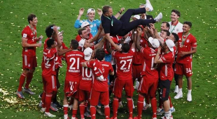 خاص:  أبرز المشاهد بعد انتهاء الموسم الكروي 2019-2020 من الدوري الألماني