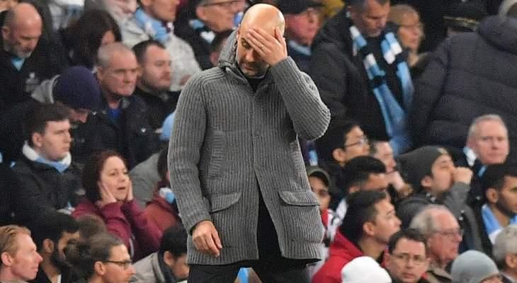 مانشستر سيتي مهدد بالإستبعاد من دوري الأبطال