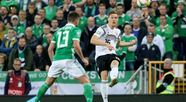 هونيس يؤكد ان نيكلاس سولي لن يشارك في كأس أوروبا 2020