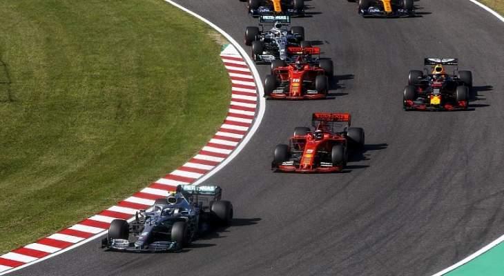 """فرق الفورمولا 1 تصوّت ضد """"خط الإنطلاق العكسي"""""""