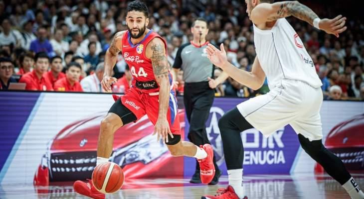 مونديال السلة: بولندا تهزم روسيا وفوز عريض لصربيا على بورتوريكو