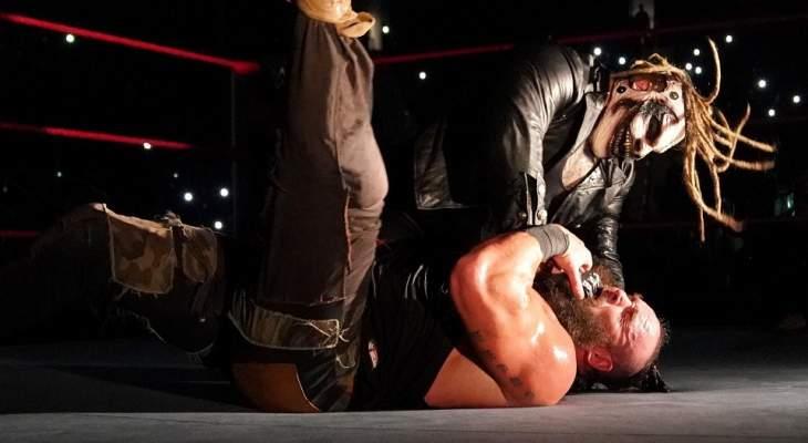 ميستيريو يتحدى رولنز على لقب البطولة وبراي وايات يضرب من جديد