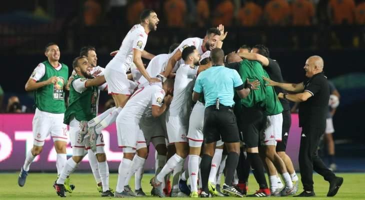كأس الأمم الأفريقية: تونس الى النصف نهائي بعد اكتساح مدغشقر