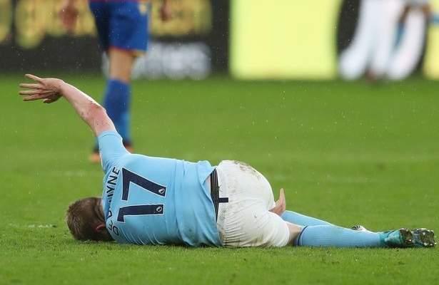 أندية البريميرليغ أنفقت 238 مليون يورو على لاعبيها المصابين