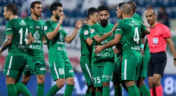 دوري الخليج العربي : شباب الأهلي دبي يحسم الوصافة بالفوز على بني ياس