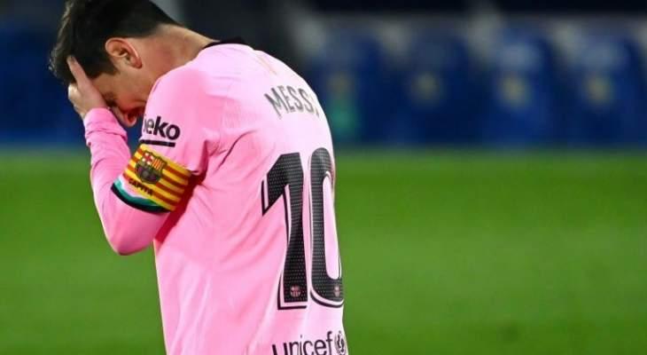 برشلونة لتقليص رواتب لاعبيه او الدخول في مرحلة الافلاس