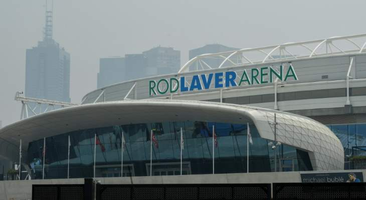 بطولة أستراليا المفتوحة: لاعبو التصفيات يشكون من اقامة المباريات وسط دخان الحرائق