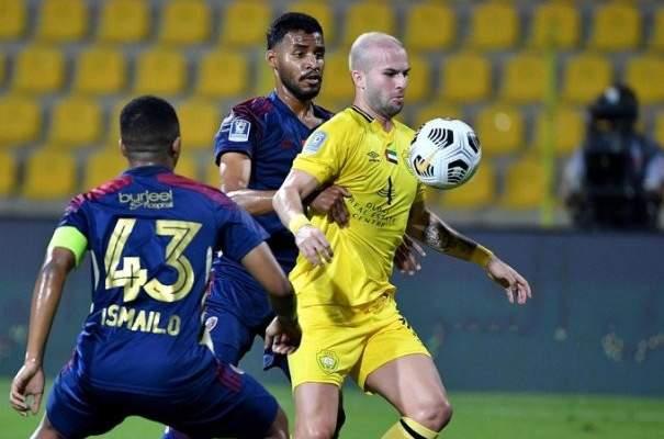 الوصل الى ربع نهائي كأس الخليج العربي على حساب الوحدة