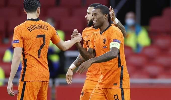 هولندا تسقط البوسنة والهرسك وتركيا تغلب روسيا وفوز ويلز