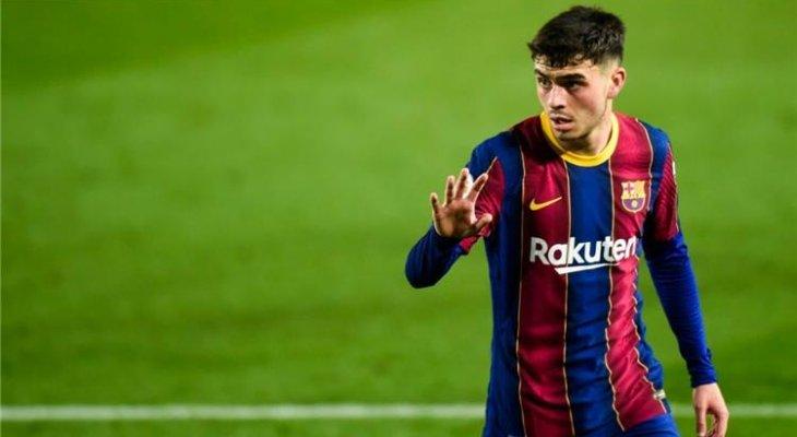 برشلونة يرفض عرضاً كبيراً للتخلي عن بيدري