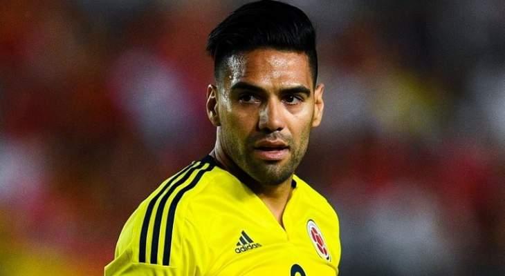 فالكاو: المشاركة مع المنتخب الكولومبي في المونديال مرة جديدة أمر رائع