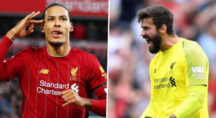نيفيل: اليسون هو السبب في نجاح ليفربول