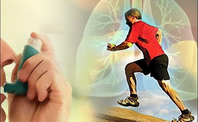 هل الرياضة مفيدة لمرضى الربو ؟