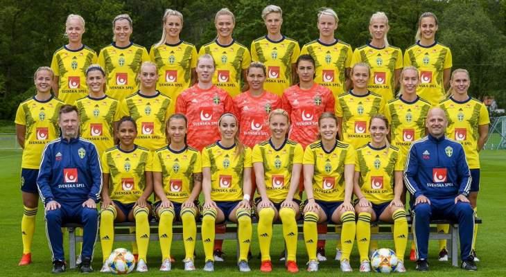 كأس العالم للسيدات: السويد الى ربع النهائي بالفوز على كندا