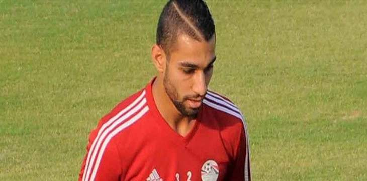 عمرو السولية: أحلم بالمشاركة في كأس العالم مع مصر