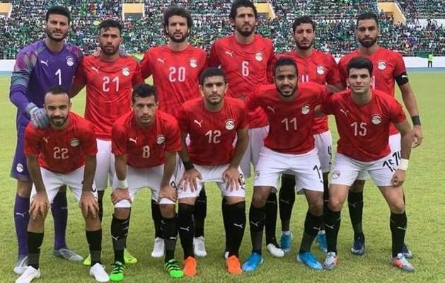 تصفيات أمم إفريقيا : ترتيب مجموعة مصر بعد التعادل مع جزر القمر