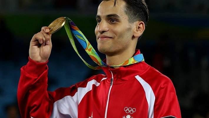 الكشف عن سبب اعتزال البطل الاولمبي الاردني ابو غوش