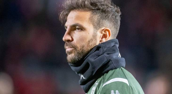 فابريغاس: سعيد بعودة كرة القدم