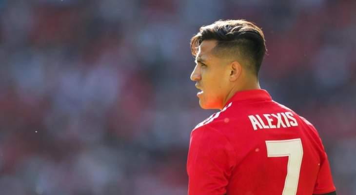 """مانشستر يونايتد يعرض ألكسيس على ريال مدريد """"اليائس"""""""