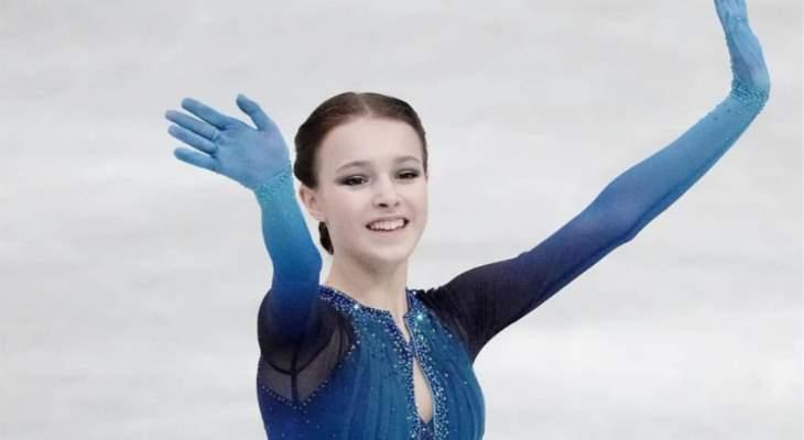 روسيا بطلة العالم للفرق للتزحلق الفني على الجليد
