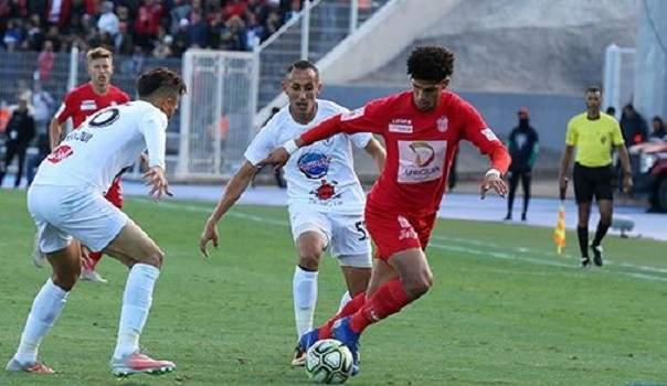الاتحاد البيضاوي بطلا لكأس العرش المغربي لأول مرة في تاريخه