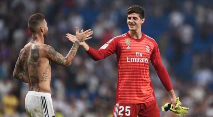 ريال مدريد يعلن قائمة اللاعبين للدفاع عن لقب دوري الابطال