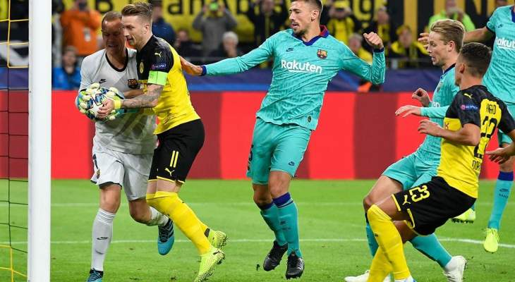 رويس مستاء من نتيجة المباراة امام برشلونة