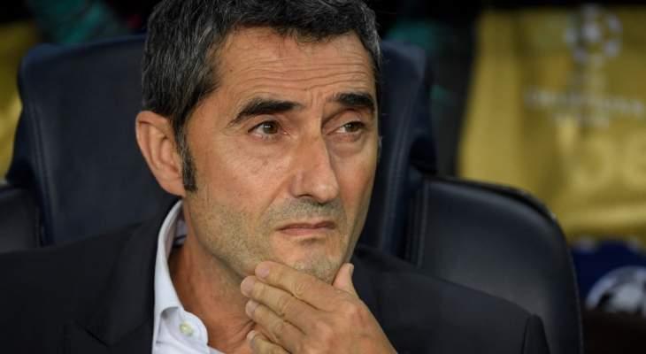 تقارير ارجنتينية: مدرب ريفر بليت قد يخلف فالفيردي في برشلونة