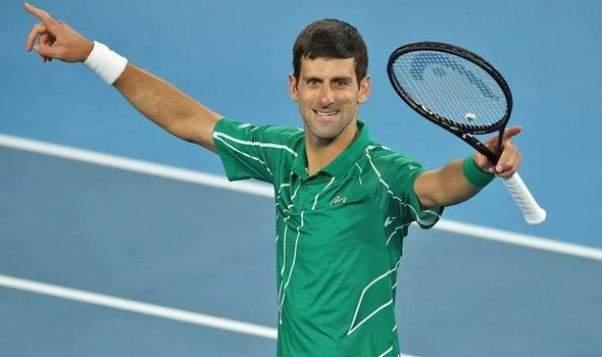 ديوكوفيتش يهيمن على صدارة تصنيف لاعبي كرة المضرب للاسبوع الثلاثين