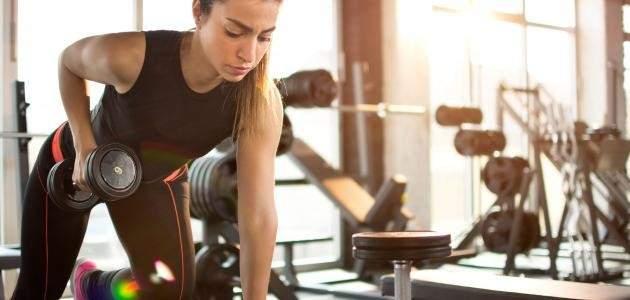 تعرف على التمارين التي تؤدي إلى زيادة الوزن