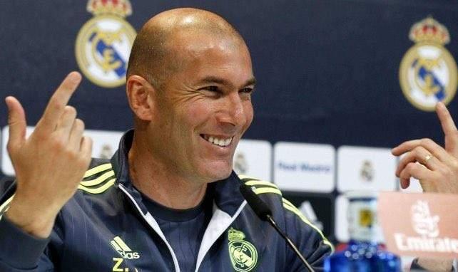 زيدان يثير التكهنات حول مستقبله مع ريال مدريد