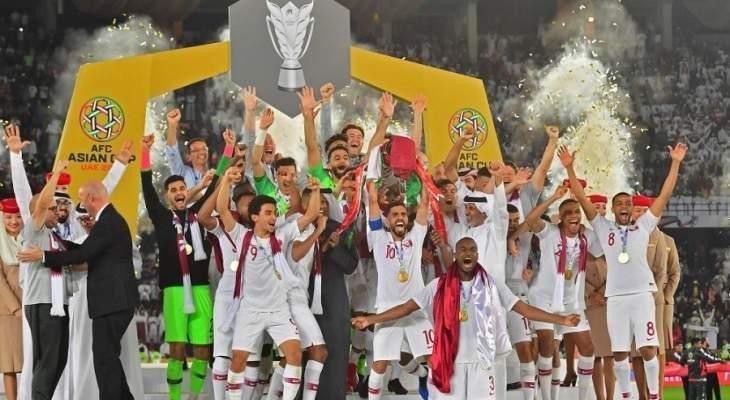قطر تشارك في نسختي 2021 و 2023 من الكأس الذهبية لكونكاكاف