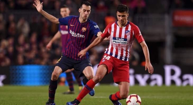 رودريغو يبلغ أتلتيكو مدريد بقرار الرحيل